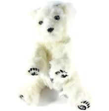 WowWee Alive POLAR BEAR Cub Plush Robotic Toy Interactive Lifelike Sounds