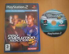 playstation 2 Pro Evolution Soccer 5 original