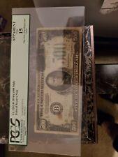 $500 Dollar Bill