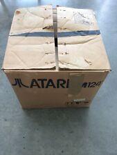 Rare vintage 1985 Atari SM124 Box