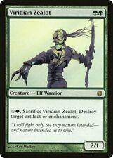 Viridian Zealot Darksteel PLD Green Rare MAGIC THE GATHERING CARD ABUGames