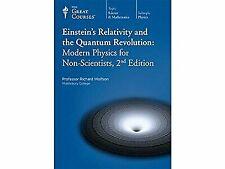 Einstein's Relativity and the Quantum Revolution: Modern Physics for Non-scienti