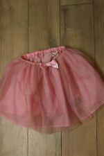 H&M girls pink tutu size 7/8 Guc