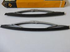 NEU – Ford 12M original SWF Wischerblätter Scheibenwischer silber 100749 NOS