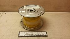 500' NOS Electrical Wire Yellow 16-awg MIL-W-16878/2 273-1290P4 M16878/2BJE4