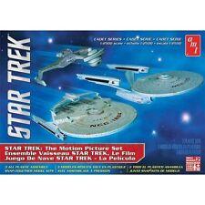 AMT Star Trek the Motion Picture Set - 1:2500 Scale Model Kit-AMT762