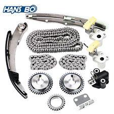 Timing Chain Kit W/O Sprockets  for 02-07 Infiniti Nissan 3.5L DOHC VQ35DE