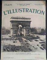 Revista Dibujada L Semanal Ilustración N º 4942 La Mujer a Las Imágenes 1937 ABE