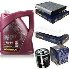 Ölwechsel Set 5L MANNOL Energy Combi LL 5W-30 Motoröl + SCT Filter KIT 10138489