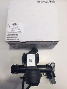 NEW OEM AUDI 11-12 A8 Quattro 4.2L-V8 Cooling-Union Left 079121127F