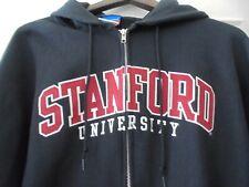 CHAMPION-Stanford University  Sweat-Capuche Zippé Brodé Medium-Large