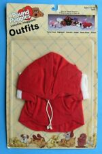 1986 Tonka Pound Puppies Aviator Outfit Fits Rumpleskins 7806