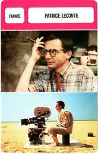 FICHE CINEMA :  PATRICE LECONTE -  France (Biographie/Filmographie)