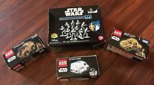 TAKARA TOMY TOMICA STAR WARS CARS SET OF 3, STORMTROOPERS FIGURES NEW Free Post