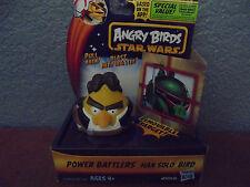 Angry Birds Star Wars Power Battlers Hans Solo Bird  Hasbro Rovio 4+