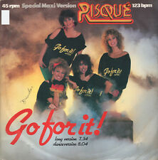 RISQUE - Go For It! - Full Time - Full Time