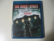 100 Ghost Street (Blu-ray Disc, 2012) Brand New and Sealed