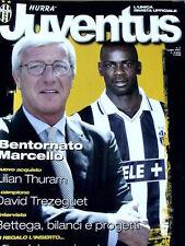 Hurrà Juventus 7 2001 Poster Trezeguet & Gianluca Pessotto