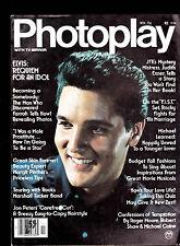 Photoplay Magazine Elvis Presley Farrah Fawcett Sly Stallone November 1977