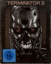 TERMINATOR 2 Media Markt Limited Edition SteelBook (Region Free German Import)