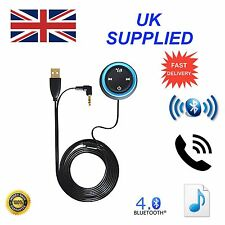 Bluetooth 4.0 Hands free Car Kit for iPhone 4 5 6 7 8 X HTC LG Built in Monster