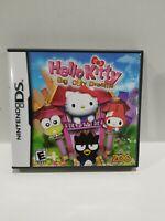 Hello Kitty: Big City Dreams (Nintendo DS, 2008)  Complete Set