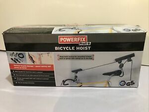 Powerfix Bicycle Hoist Suspended Bike Storage System Max Weight 20kg Unused New