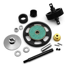 1X Steel Transmission Gear Set For RC 1/10 Axial SCX10 Gearcase Gearbox
