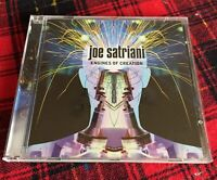 Joe Satriani Engines Of Creation CD Come Nuovo 2000