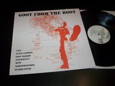 "Various ""Goot From The Boot"" LP  Gonna Puke – GPK027"