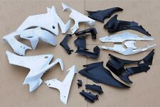 ABS Plastic Fairing Body Bodywork Cowl Set For Honda CBR500R CBR 500 R 2013 2014