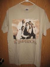 The Temptations - 2001 Tour Concert T-Shirt (M)