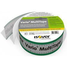(0,87 €/m) Isover Vario Multitape Ruban adhésif - 60 mm x 25lfm