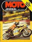 MOTO JOURNAL 215 GUZZI 850 T3 750 S3 DUCATI 125 350 500 GTL Thierry Tchernine