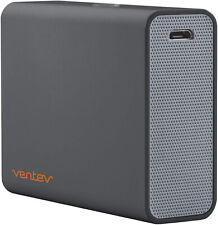 Ventev Powercell 5200 Rechargeable Portable Power Source Gray P/N: PWRCEL52GVNV