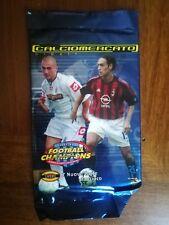 Football Champions 2002-2003 - Calciomercato - Pacchetto Card - Booster Pack