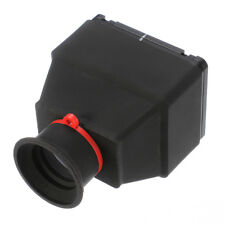 "LCD Viewfinder 3x Loupe Magnifying for Universal 3.2"" Screen DSLR Camera Rubber"