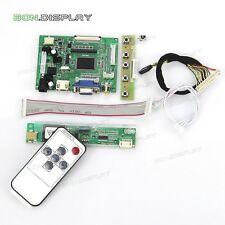 "For LTN154U2-L06 15.4""  LCD Controller Driver Board(HDMI+VGA+2AV)"