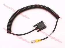 Serial Data Cable for SOKKIA,TOPCON Total Stations to DATA COLLECTOR,TDS Trimble