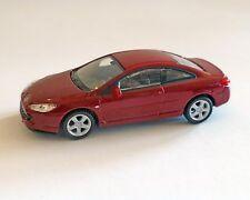 Peugeot 407 Coupè, rosso, NOREV, 1:87