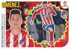 05 JOSE GIMENEZ # URUGUAY ATLETICO MADRID CROMO STICKER LIGA 2019 PANINI ESTE