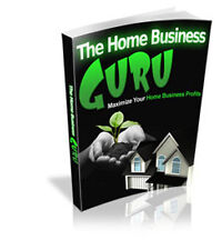 How To Maximize Your Profits - HOME BUSINESS GURU Internet Oline Businesses (CD)