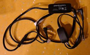 Plantronics APA-2A EHS Adapter für etliche Plantronics Headset's wie CS60 ...