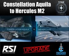 Star Citizen CCU Ship Upgrade - Constellation Aquila to Hercules M2