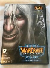 WarCraft III: The Frozen Throne (Windows/Mac, 2003) Classic fantasy game