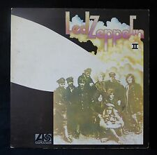 LED ZEPPELIN II 2 UK Atlantic K 40037 A1/B3 LP