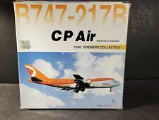 Dragon Wings B747-217B CP Air Empress Of Canada Diecast 1:400 Model Airplane