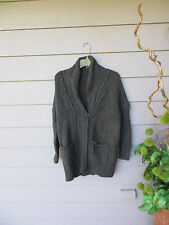 $375 VINCE Shawl Collar Cardigan Sweater YAK/WOOL SZ XS~