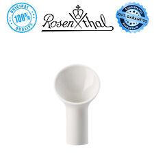ROSENTHAL VASO 12 cm FONDALE Weiß MATT PORCELLANA BIANCA 14475-100102-26012 NEW