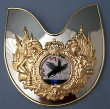 1896 Preussen Offizier Ringkragen Leib Kürassier Regiment Nr.1 - Breslau